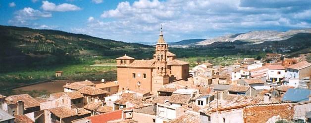 Eucaristía en Villafeliche.