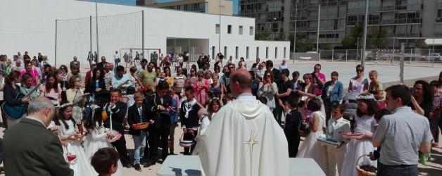 Las fotos de la procesión del Corpus.