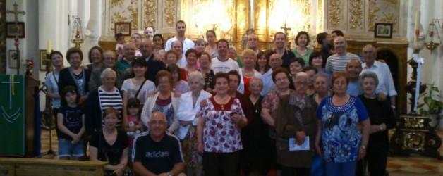 ¡La fantástica excursión parroquial!
